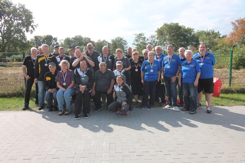 04.09.2016 NBV Bezirksliga 1 Meister, Vizemeister, Dritter